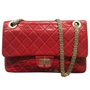 CHANEL 2.55 REISSUE DOUBLE FLAP 227? 228?